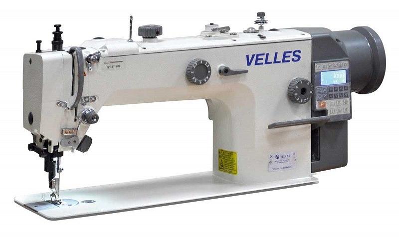 Одноигольная промышленная мащина челночного стежка VELLES VLS 1153DD