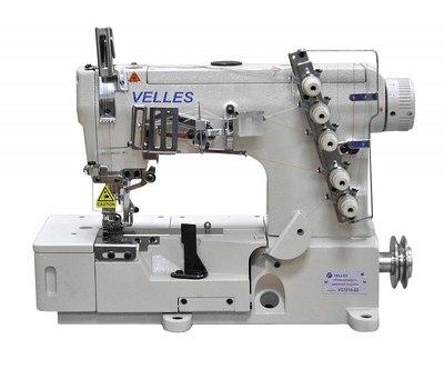 Промышленная плоскошованя машина с плоской платформой Velles VC 7016-02