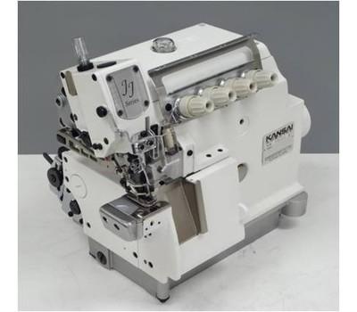 Kansai Special JJ-5014GH-01M-2x4 Промышленная краеобметочная машина головка