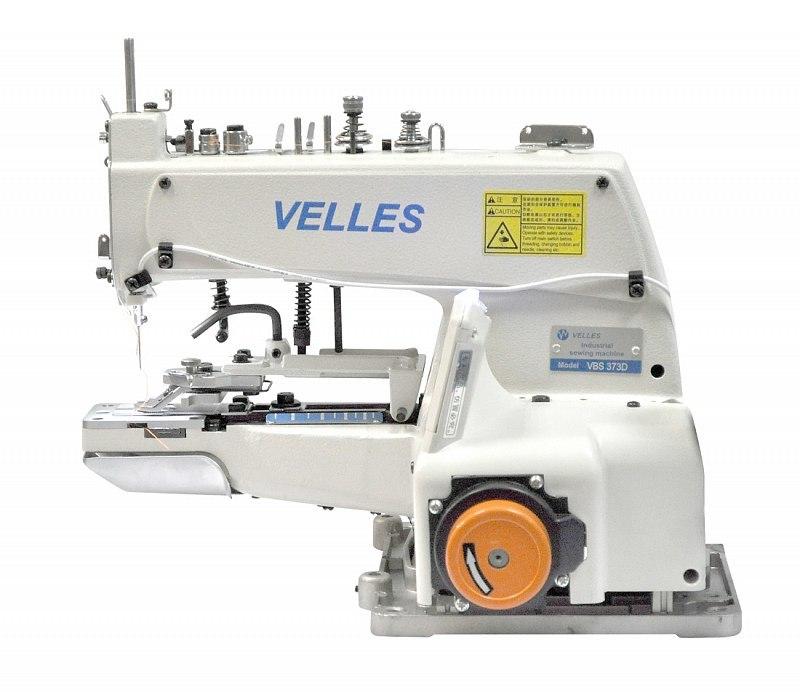 Пуговичный автомат с прямым приводом Velles VBS 373D