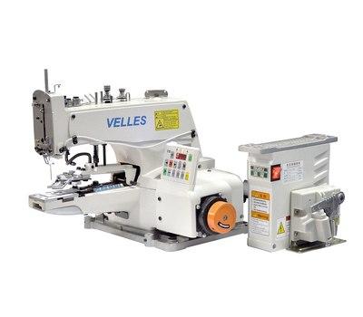 Пуговичный автомат с прямым приводом Velles VBS1377D