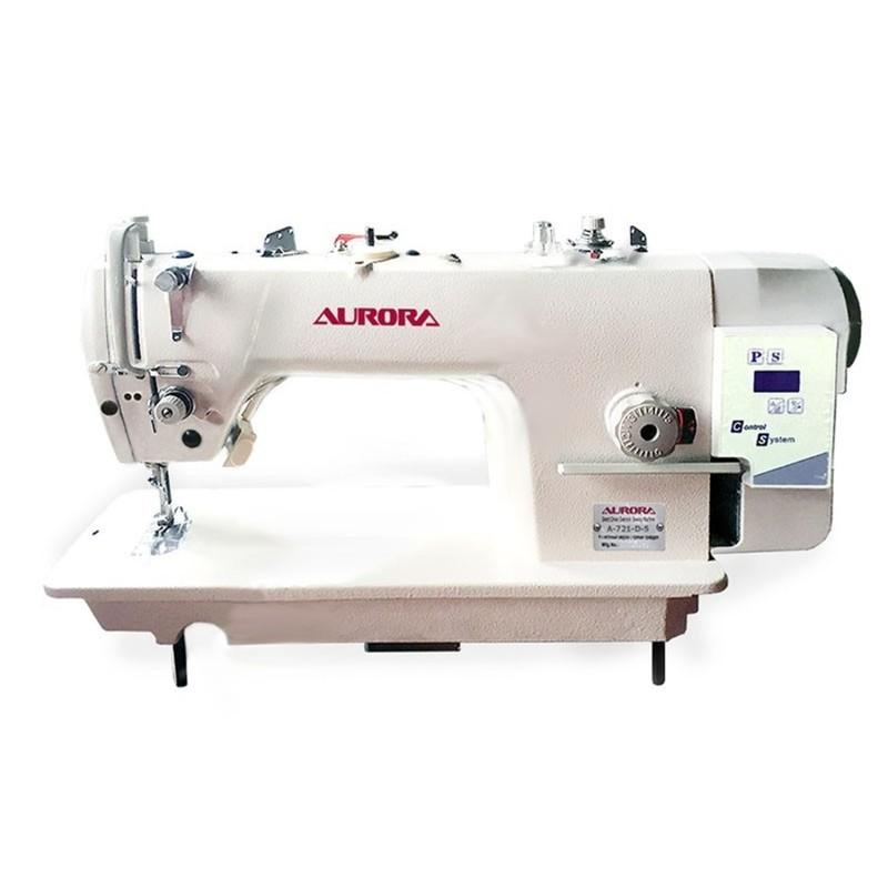 Прямострочная промышленная швейная машина с игольным продвижением A-721D-03 Aurora