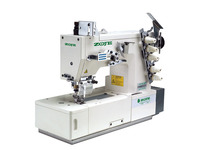 Плоскошовная швейная машина ZOJE ZJ2503A-156(164)M-VF