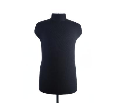 Мягкий мужской манекен  48-52 размер (черный или телесный)