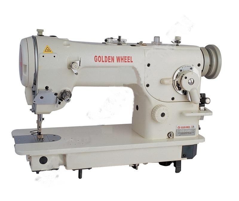 Промышленная швейная машина строчки зиг-заг GOLDEN WHEEL CSN-2380