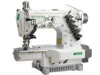Плоскошовная швейная машина ZOJE ZJC 2521-156M-BD-D3