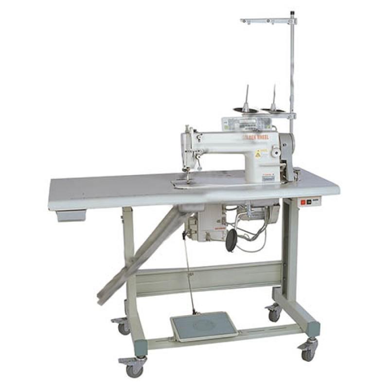 Прямострочная промышленная швейная машина GOLDEN WHEEL CS-5100HL «Золотой челнок»