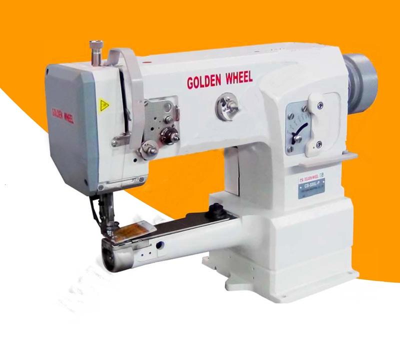 Рукавная швейная машина для окантовки GOLDEN WHEEL CS-335LPH