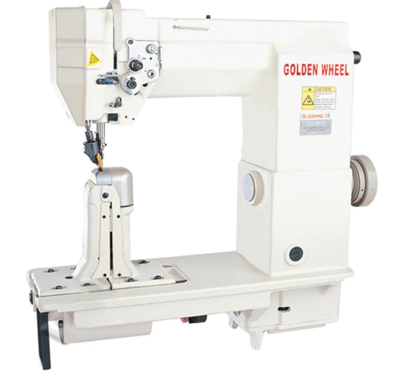 Колонковая машина GOLDEN WHEEL CS-8820H