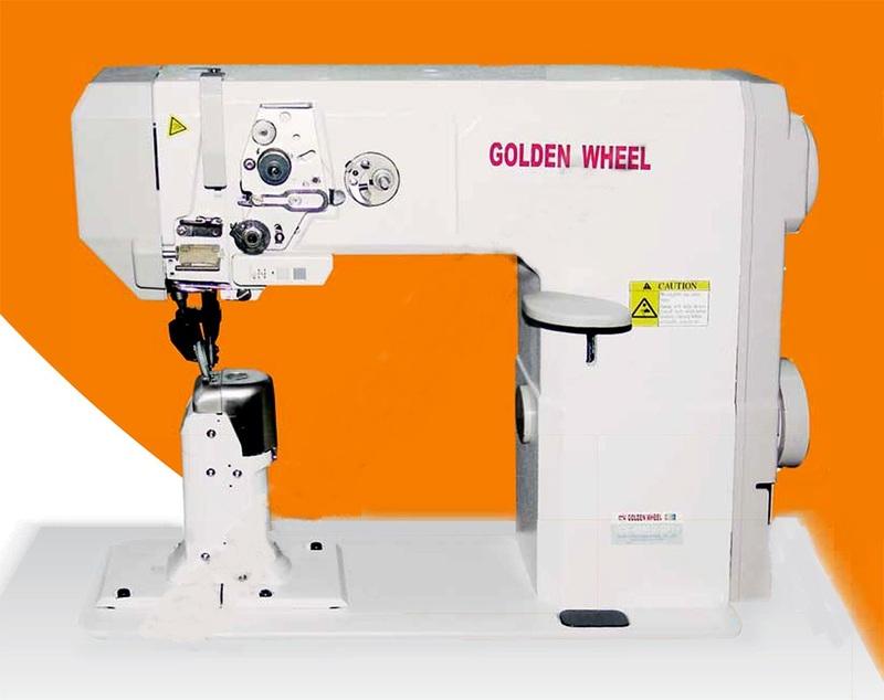 Колонковая машина GOLDEN WHEEL CS-8891B