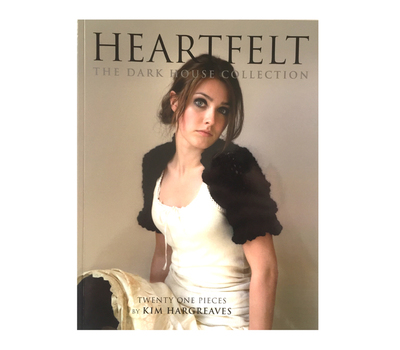 "Книга ""Heartfelt"", дизайнер Kim Hargreaves, MEZ, Германия"