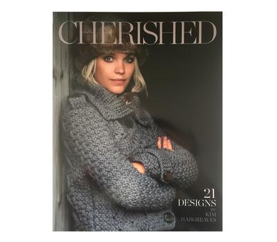 """Книга """"Cherished"""", дизайнер Kim Hargreaves, MEZ, Германия"""
