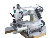 Плоскошовная швейная машина ZOJE ZJ2542PR-164M