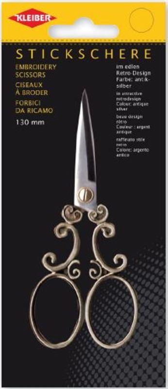 921-63 Ножницы для вышивки 13см, Kleiber, Германия