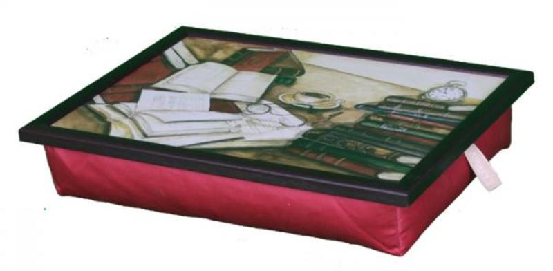 "CT BOOKS Поднос на колени ""Books"" 40*31*13см, Andrews Living Rooms, Германия"
