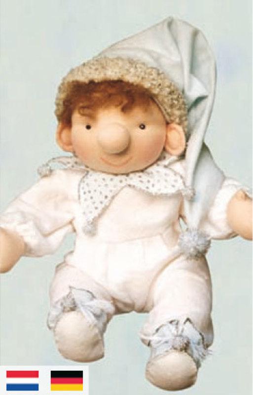 """A21601 Набор для шитья вальдорфской куклы """"Зимний карлик Нос"""", De Witte Engel, Нидерланды"""