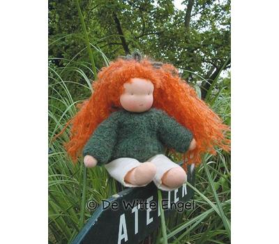 """A43200 Набор для шитья вальдорфской куклы """"Лизетта"""", De Witte Engel, Нидерланды"""