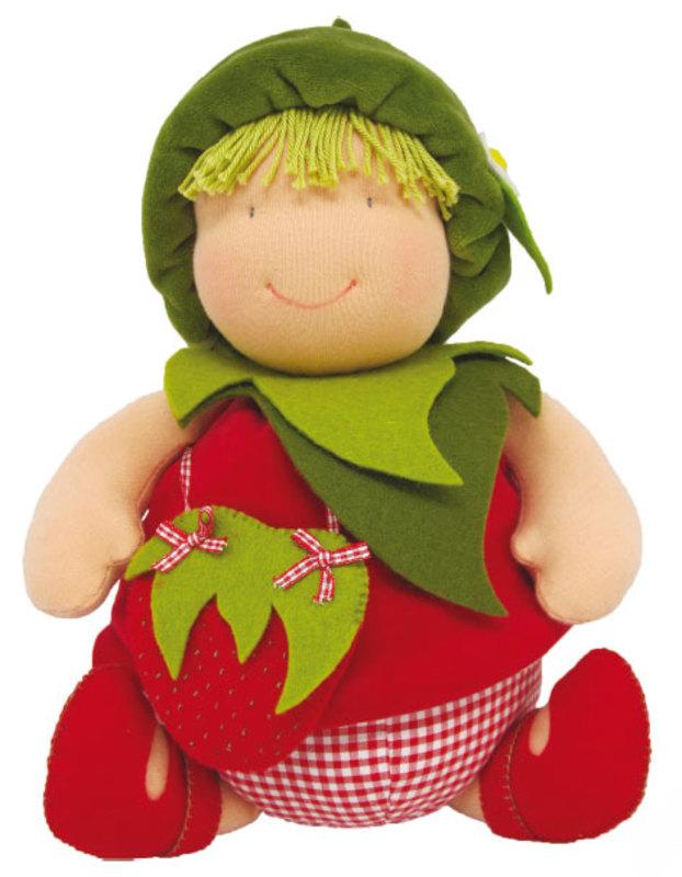 """AL0010 Набор для шитья вальдорфской куклы """"Энни"""", De Witte Engel, Нидерланды"""