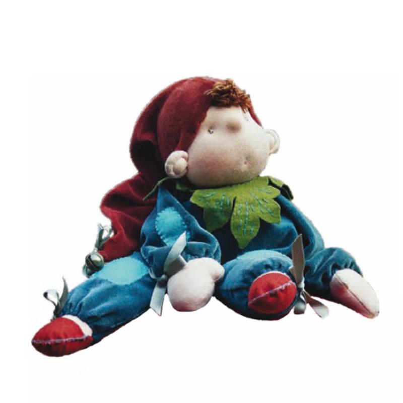"""AL0011 Набор для шитья вальдорфской куклы """"Сэмми"""", De Witte Engel, Нидерланды"""