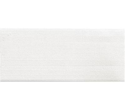 955609 Эластичная лента-мягкая(резинка), 50м, 60мм, белая, 76%пол, 24%эл, руллон