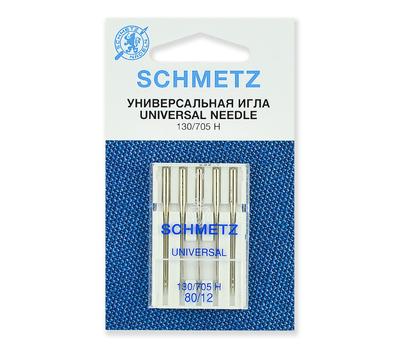 Иглы стандартные № 80, Schmetz