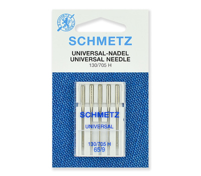 Иглы стандартные № 65, Schmetz