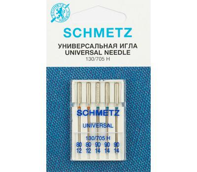 Иглы стандартные набор, Schmetz