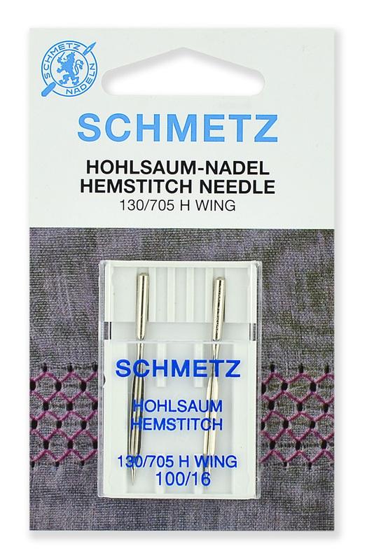 Иглы для мережки № 100, Schmetz