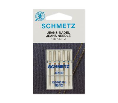 Иглы для джинсы № 80, Schmetz