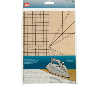 Чехол для гладильной доски с сантиметровой шкалой