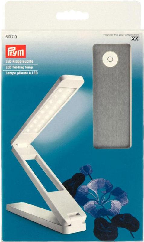 Складная светодиодная лампа