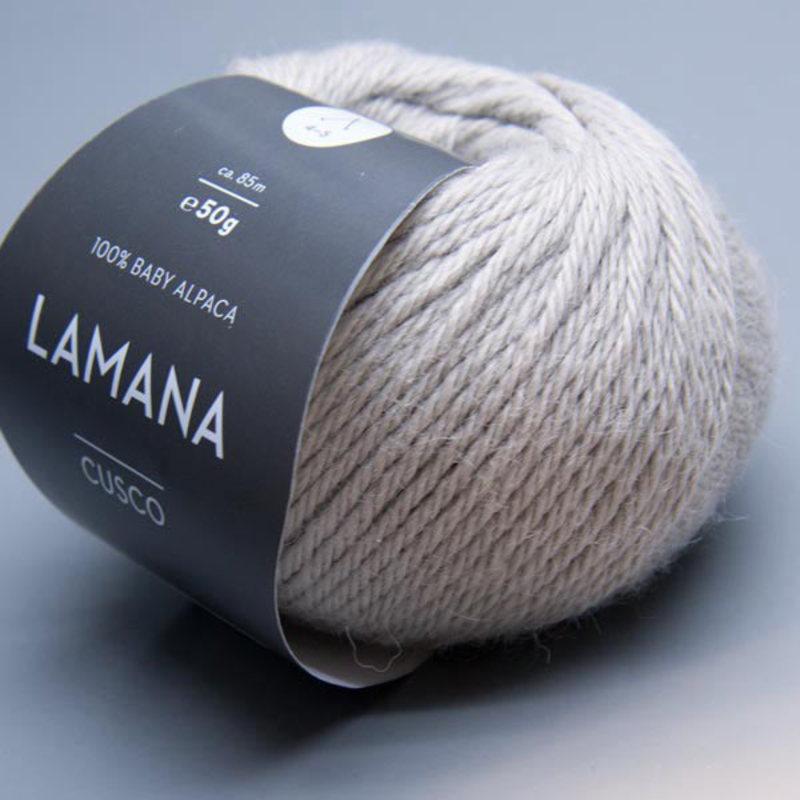 Cusco /Кузко/ пряжа Lamana, 100% бэби альпака, 10*50г/85м