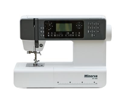 Компьютеризированная швейная машина Minerva MC440E