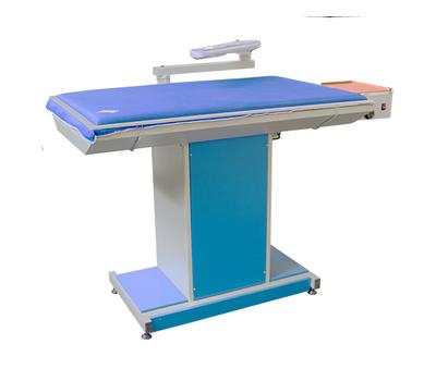 Гладильный прямоугольный стол с рукавом HSL-GP-03KI (из 2-х частей)