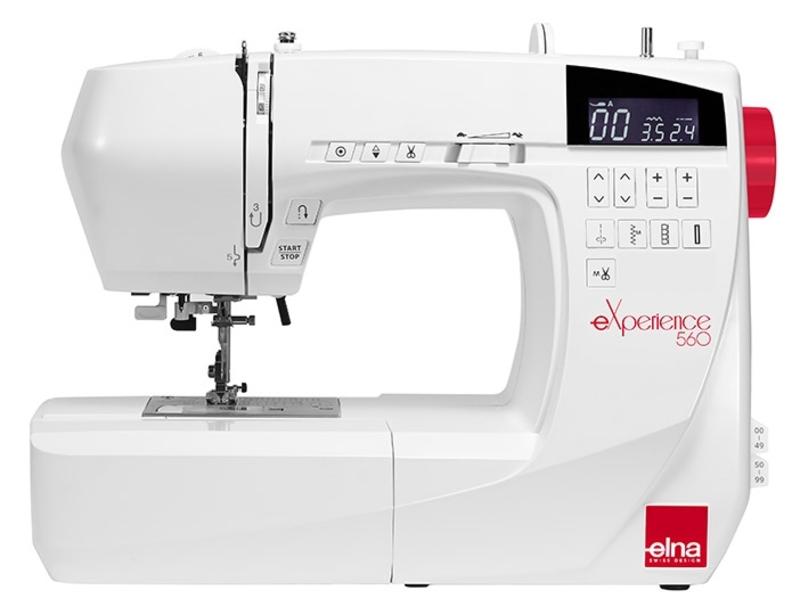 Компьютерная швейная машина Elna eXperience 560