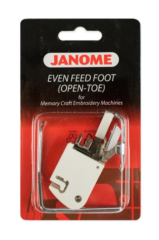 Лапка открытая шагающая JANOME