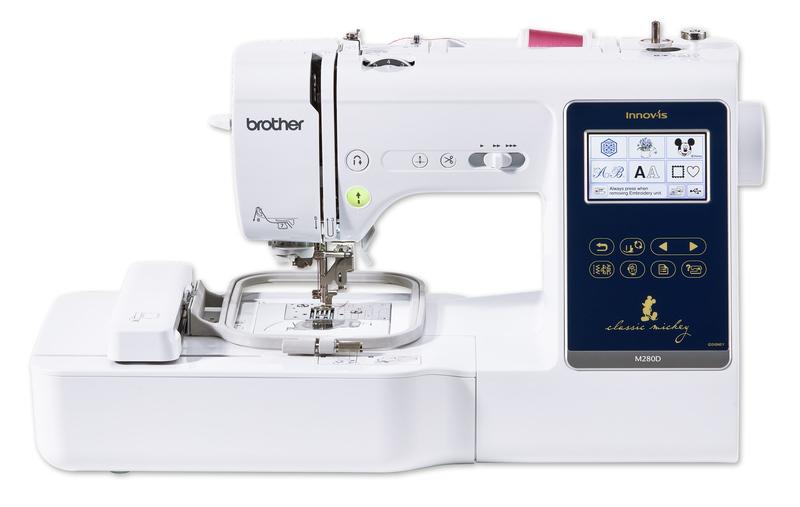 Швейно вышивальная машина Brother Innov-is M280D