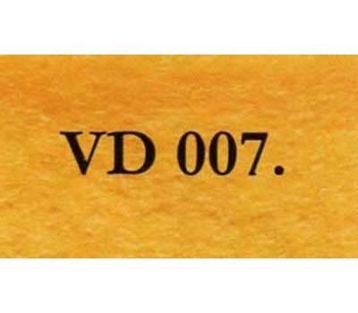 VD007.0 Войлок свалянный иглой, желый, 100% шерсть, высота 5мм, ширина 65см., дл.рулона 5 ме