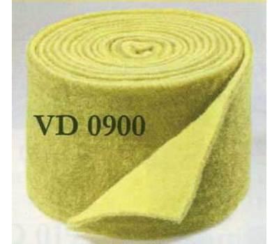 """VD0900 Войлок свалянный иглой """"Дупло"""" (желтый/зеленый)"""