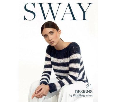 "Книга ""Sway"", дизайнер Kim Hargreaves"