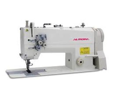 Двухигольная промышленная швейная машина AURORA A-845-03