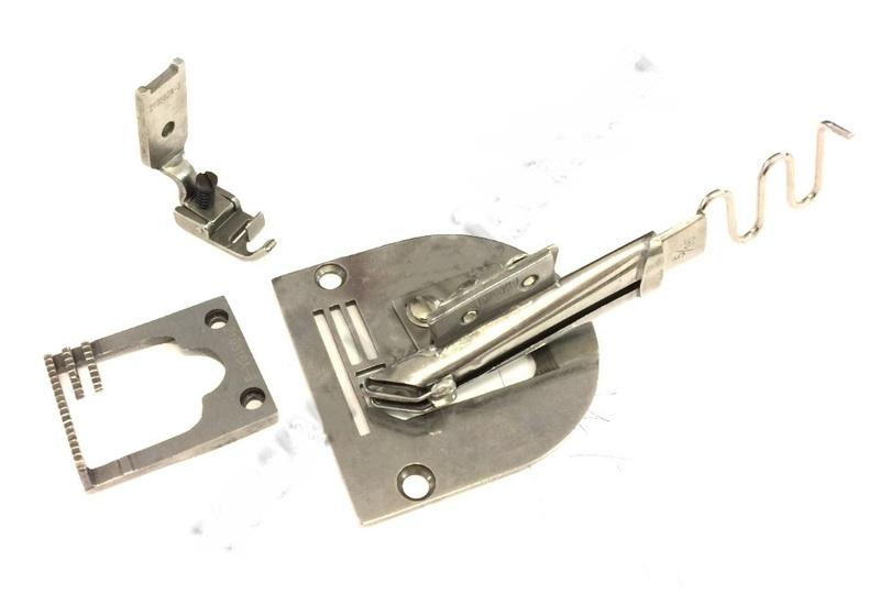 Комплект для окантовки в 2 сложения на зиг-заге