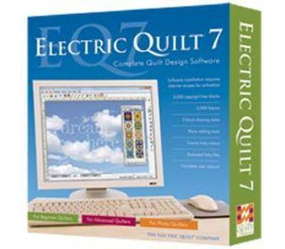 Программное обеспечение ELECTRIC QUILT V.7