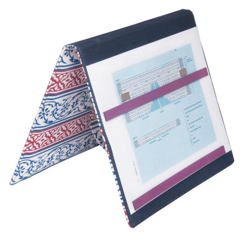 """Папка - планшет """"Navy"""" 25*30см для чтения схем"""