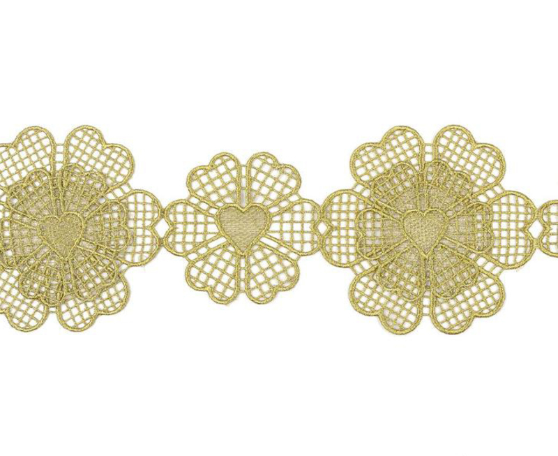 Кружево декоративное ш.11 см