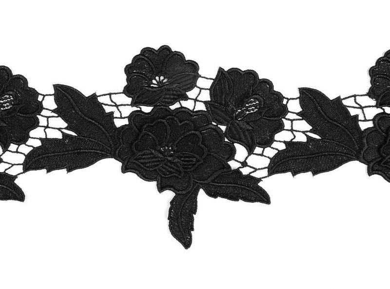 Кружево декоративное ш. 18,5 см