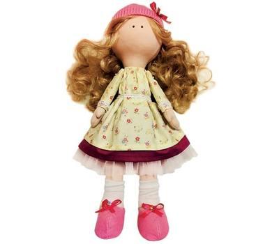 """Текстильная игрушка """"Принцесса Мимоза"""""""