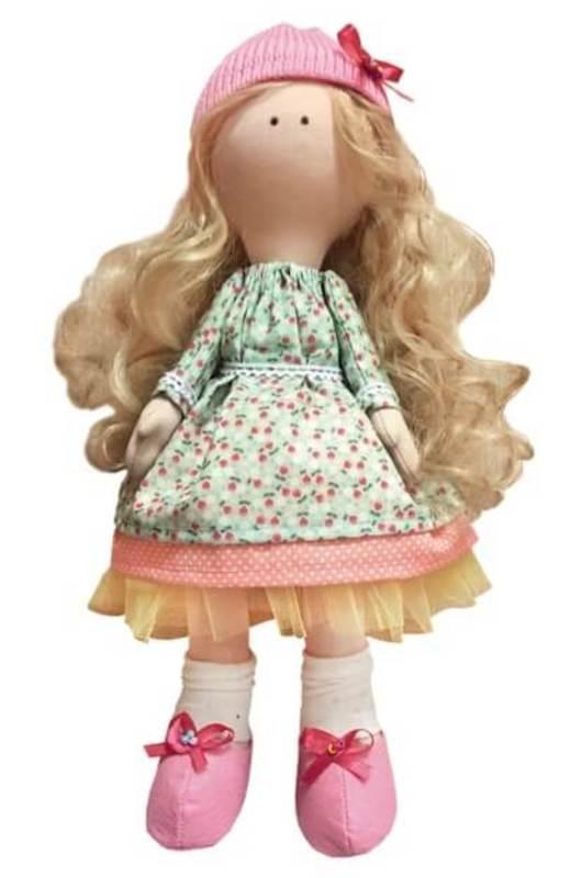 """Текстильная игрушка """"Принцесса Маргаритка"""""""
