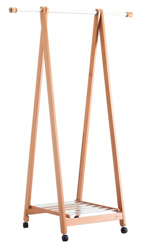 Напольная деревянная вешалка Show-Wheel