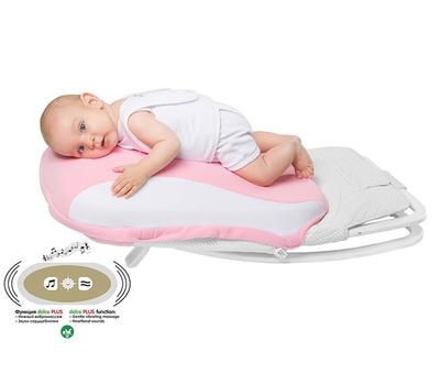 Матрас-подушка dolce PAD Plus, цвет розовый
